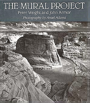 Nps centennial early books about nps national park for Ansel adams mural project prints