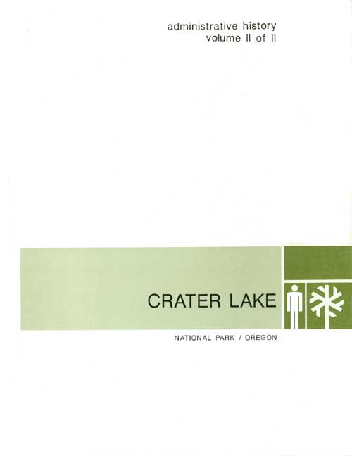 crater lake national park a history pdf