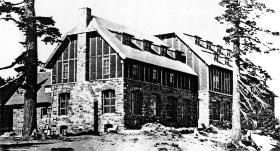 Rehabilitation Of Historic Crater Lake Lodge