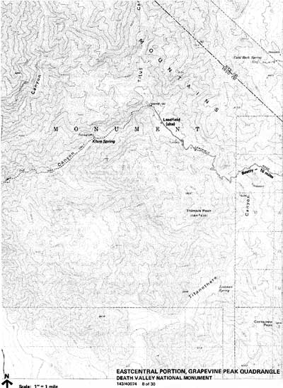 Death Valley Np Historic Resource Study Section Iv