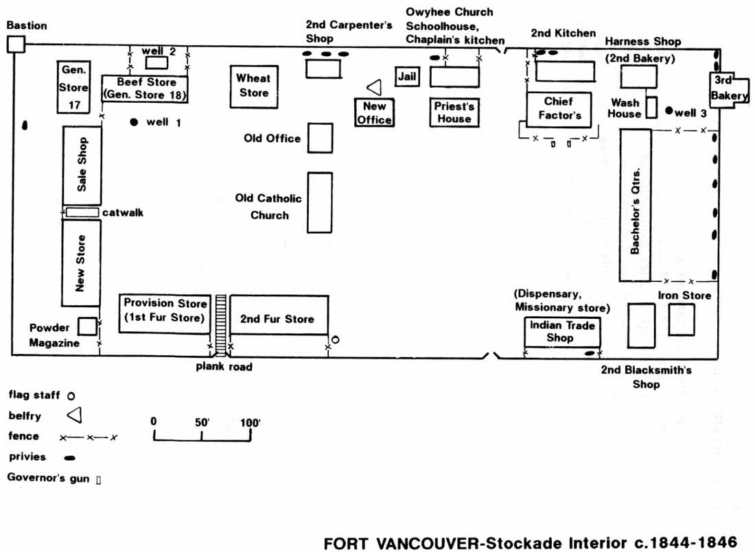 Fort Vancouver: Cultural Landscape Report (Chapter 3 ...