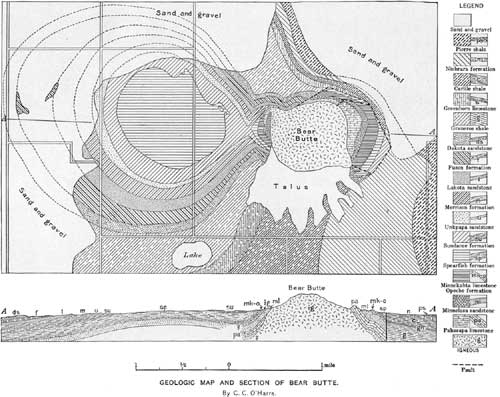 Usgs  Professional Paper 65  U2014 Geology And Water Resources