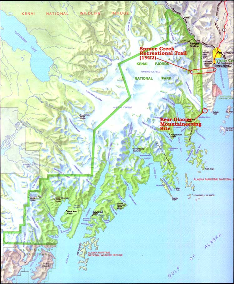 Kenai Fjords NP Historic Resource Study Chapter 10